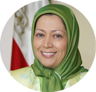 President-elect Maryam Rajavi