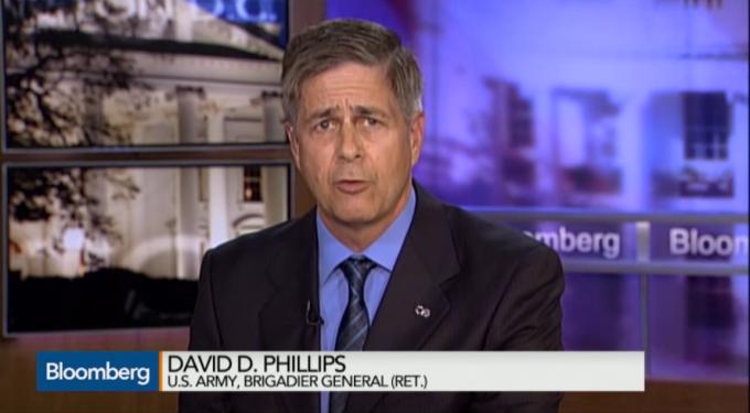 David D. Phillips
