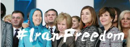 Maryam Rajavi Iran Freedom