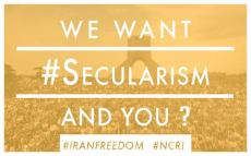 We want secularism and you?